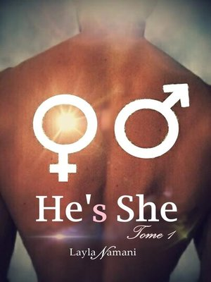 cover image of He's She